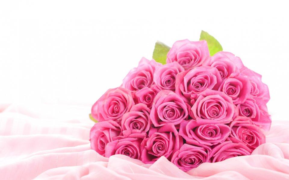 Открытка с розами для сестры 277